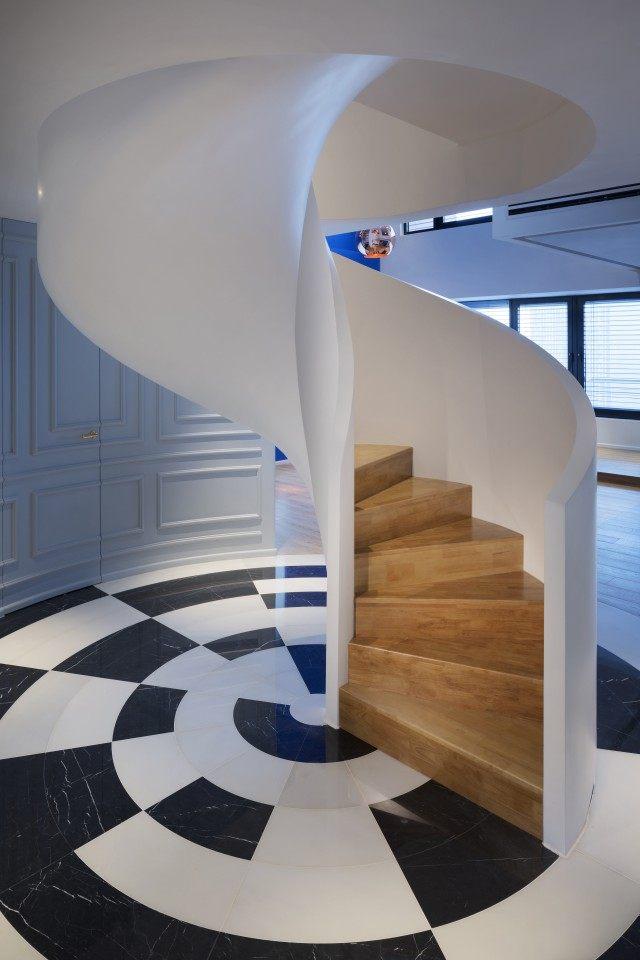 住宅——上海 Blue Penthouse公寓 (3).jpg