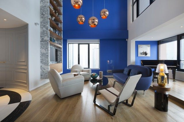 住宅——上海 Blue Penthouse公寓 (7).jpg