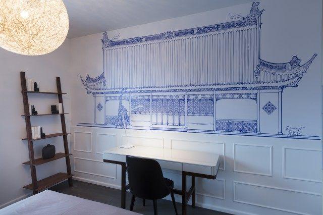 住宅——上海 Blue Penthouse公寓 (23).jpg