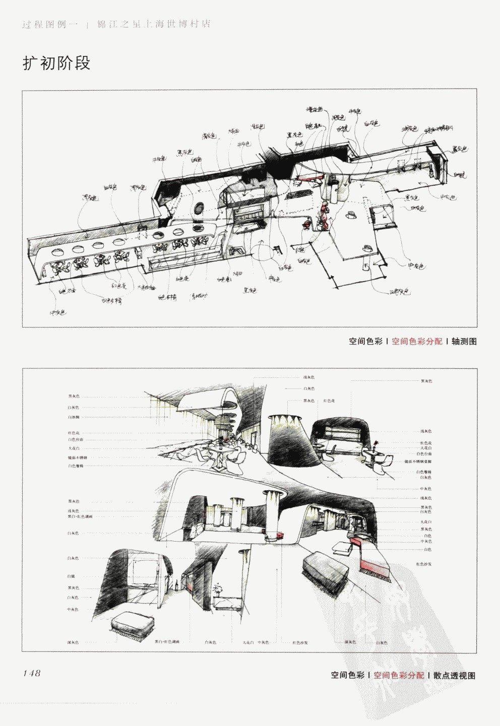 室内设计纲要++概念思考与过程表达_室内设计纲要  概念思考与过程表达_1297982..._页面_156.jpg
