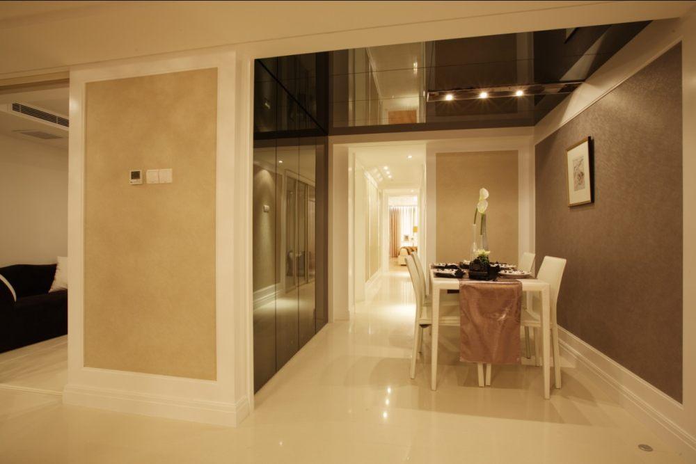 (北京)125㎡简约现代风格三居室样板房施工图_5.jpg