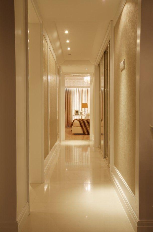 (北京)125㎡简约现代风格三居室样板房施工图_9.jpg