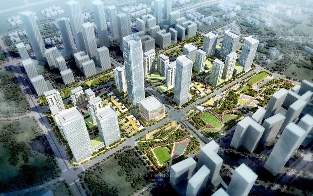 伍兹贝格建筑设计公司_320205_Shenzhen-Hybrid-City_HERO.jpg