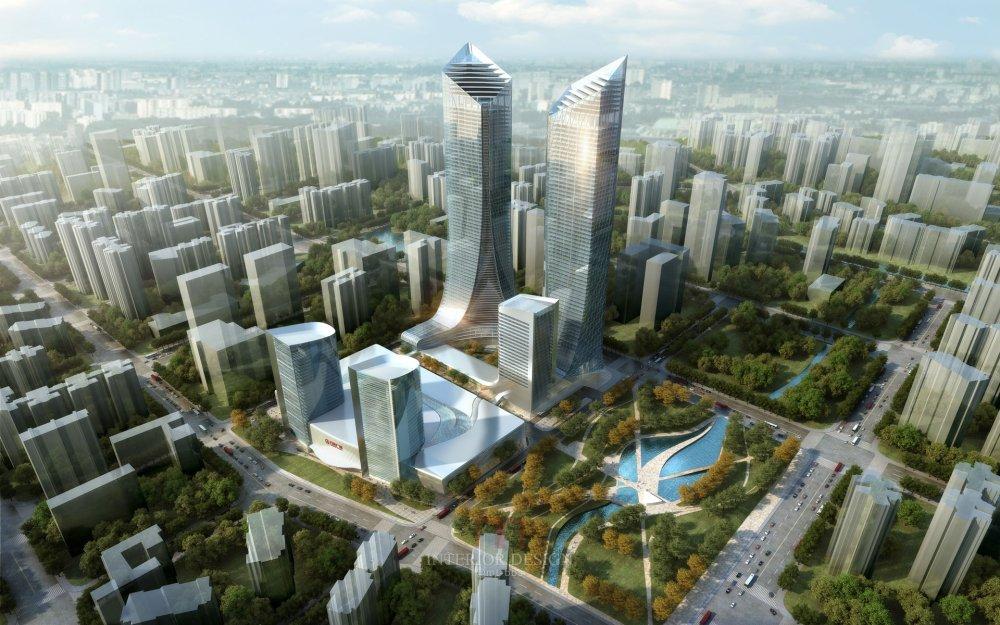 伍兹贝格建筑设计公司_Kunming_Wanda_N7.jpg