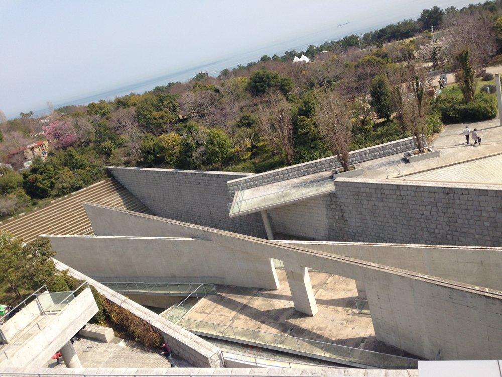 #伙伴一起看日本#  日本设计考察分享(更新美秀美术馆)_IMG_5114.JPG