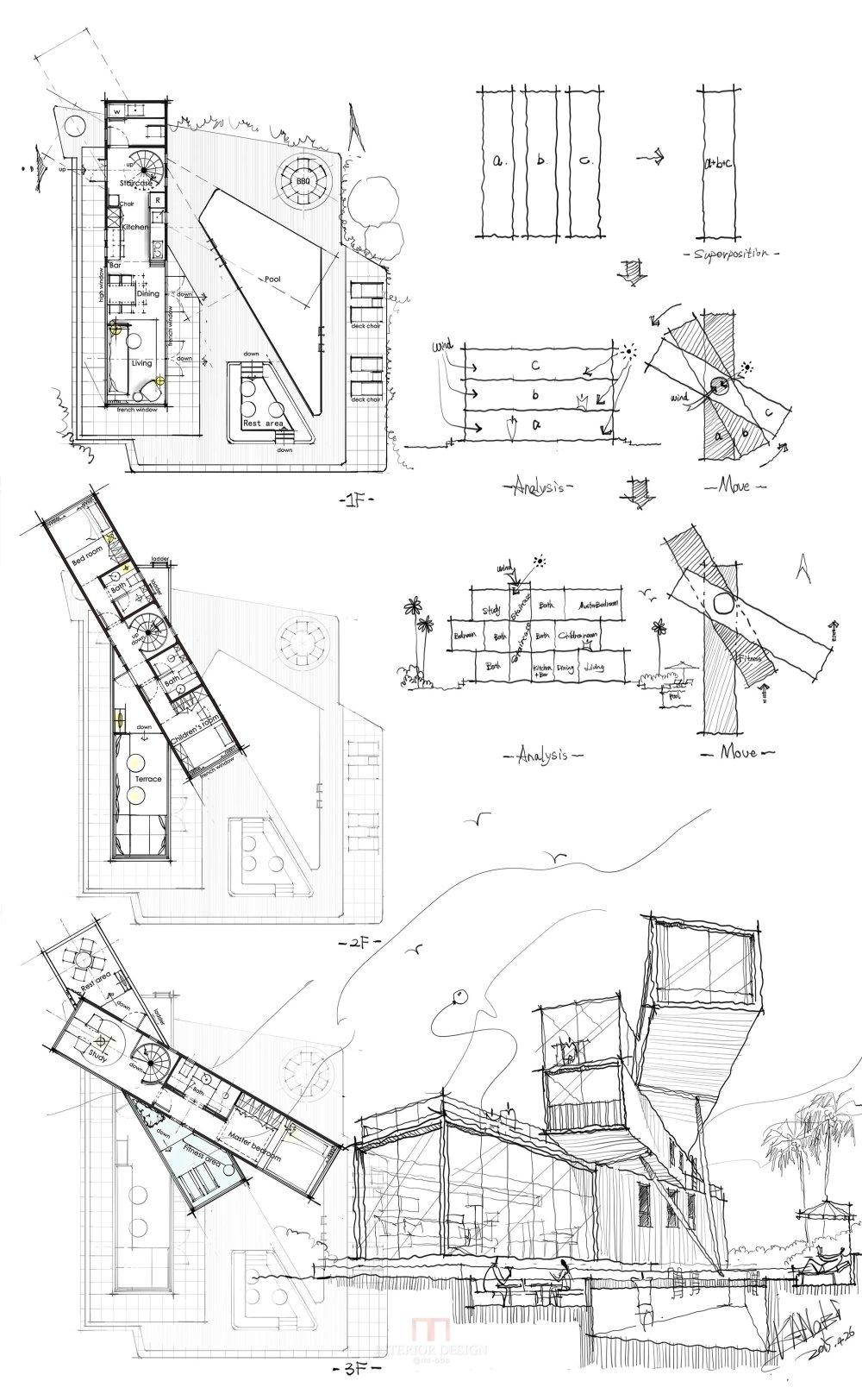【第16期-住宅平面优化】一个集装箱住宅12套方案 投票奖励DB_12.jpg