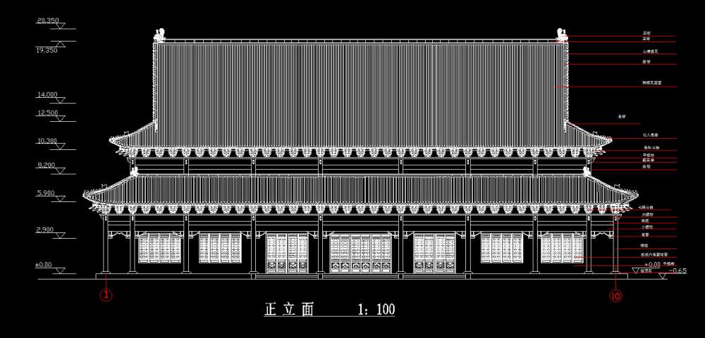 中国古代建筑CAD施工图纸源文件(非扫描) 设计素材_QQ截图20150521152303.jpg