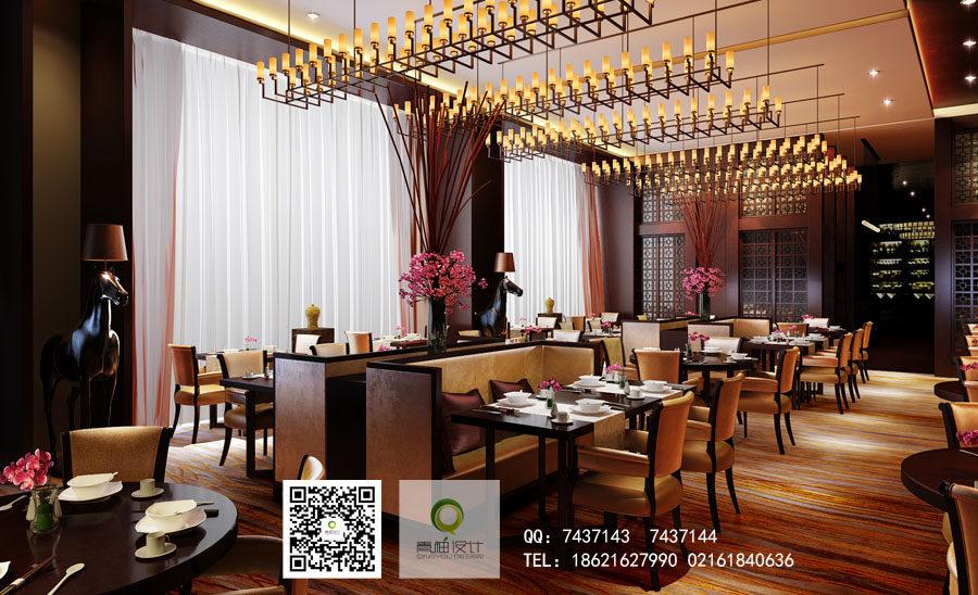 【青柚设计】完美中的完美,专业表现15载,成长颇多~_天河希尔顿餐厅.jpg