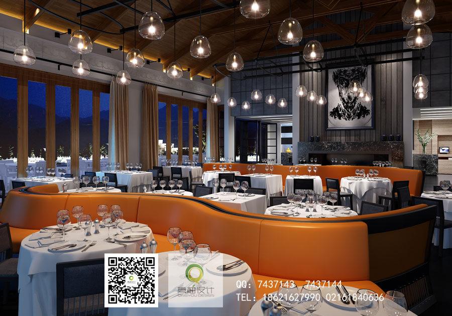 【青柚设计】完美中的完美,专业表现15载,成长颇多~_夜餐厅.jpg