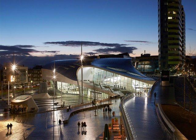 荷兰阿纳姆中心交通枢纽_Hufton- -Crow-11.jpg