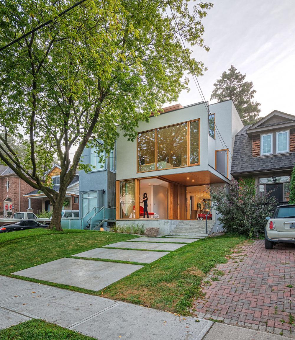 国外某住宅 Blantyre House  Williamson Chong Architects_WCA_-_Blantyre_-_Elevation_West_Oblique_Morning_-_2.jpg