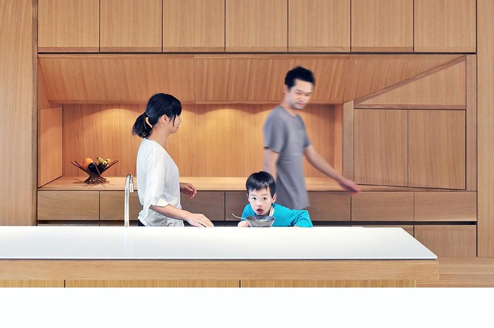 国外某住宅 Blantyre House  Williamson Chong Architects_WCA_-_Blantyre_-_Kitchen_South_-_Family_Crop.jpg