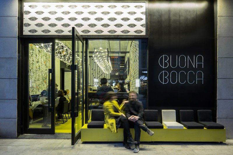 """北京BuonaBocca""""好口""""意大利风情葡萄酒酒吧arch.Marcella Campa, arch.Stefano Avesani_BuonaBocca-4.jpg"""