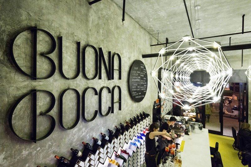 """北京BuonaBocca""""好口""""意大利风情葡萄酒酒吧arch.Marcella Campa, arch.Stefano Avesani_BuonaBocca-8.jpg"""