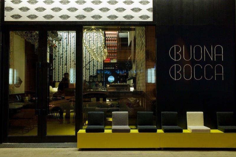 """北京BuonaBocca""""好口""""意大利风情葡萄酒酒吧arch.Marcella Campa, arch.Stefano Avesani_BuonaBocca-14.jpg"""