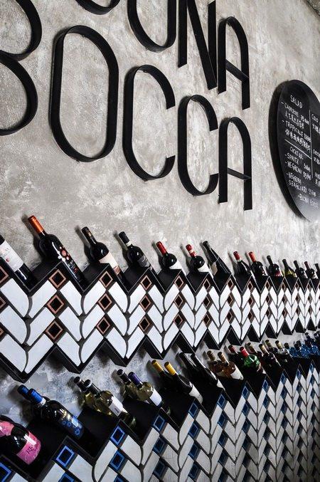 """北京BuonaBocca""""好口""""意大利风情葡萄酒酒吧arch.Marcella Campa, arch.Stefano Avesani_BuonaBocca-21.jpg"""