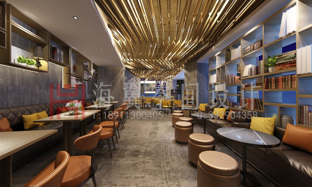 湖南海翼空间设计第壹季工装作品_咖啡厅.jpg