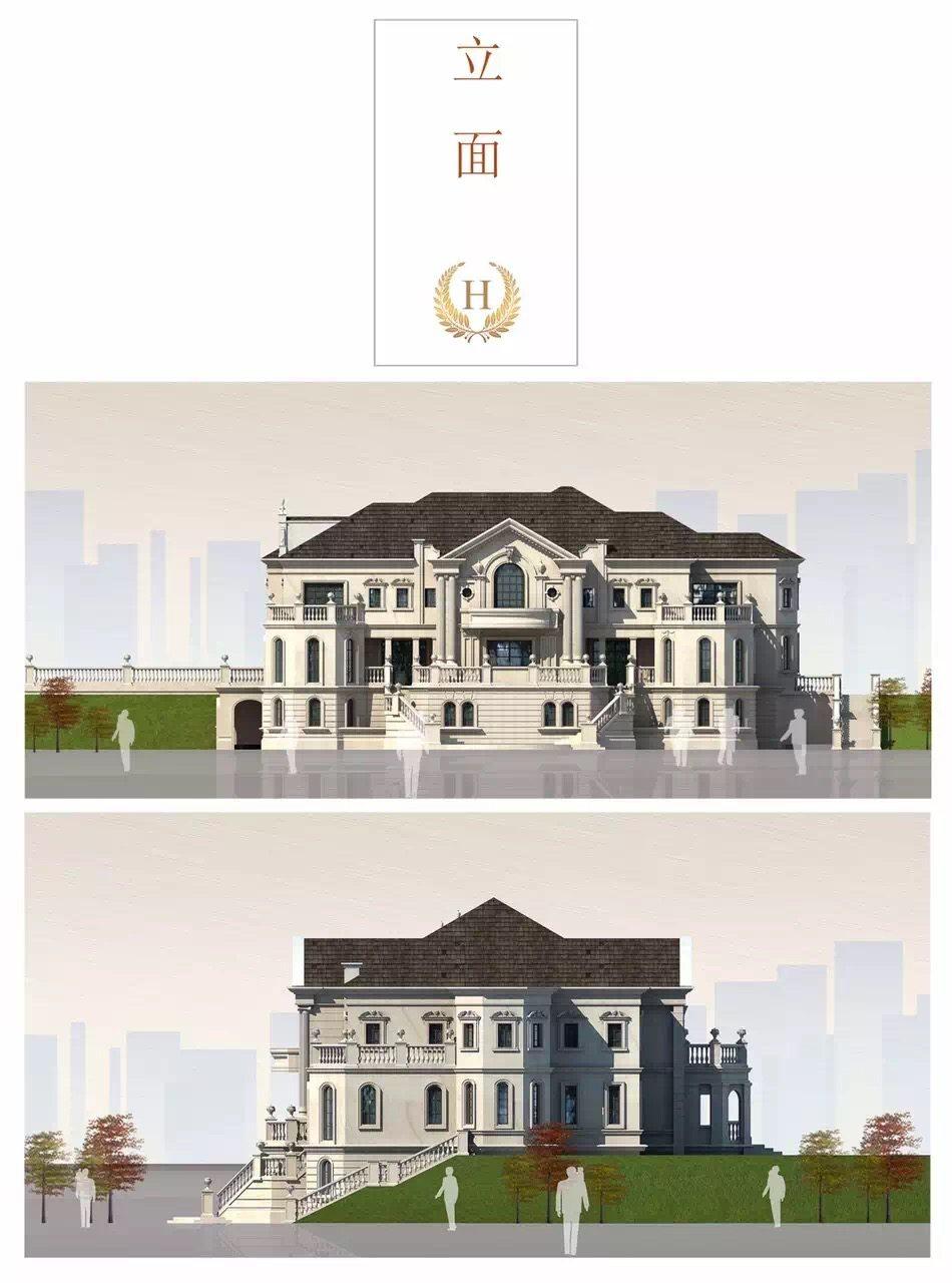 别墅成长记_建筑方案