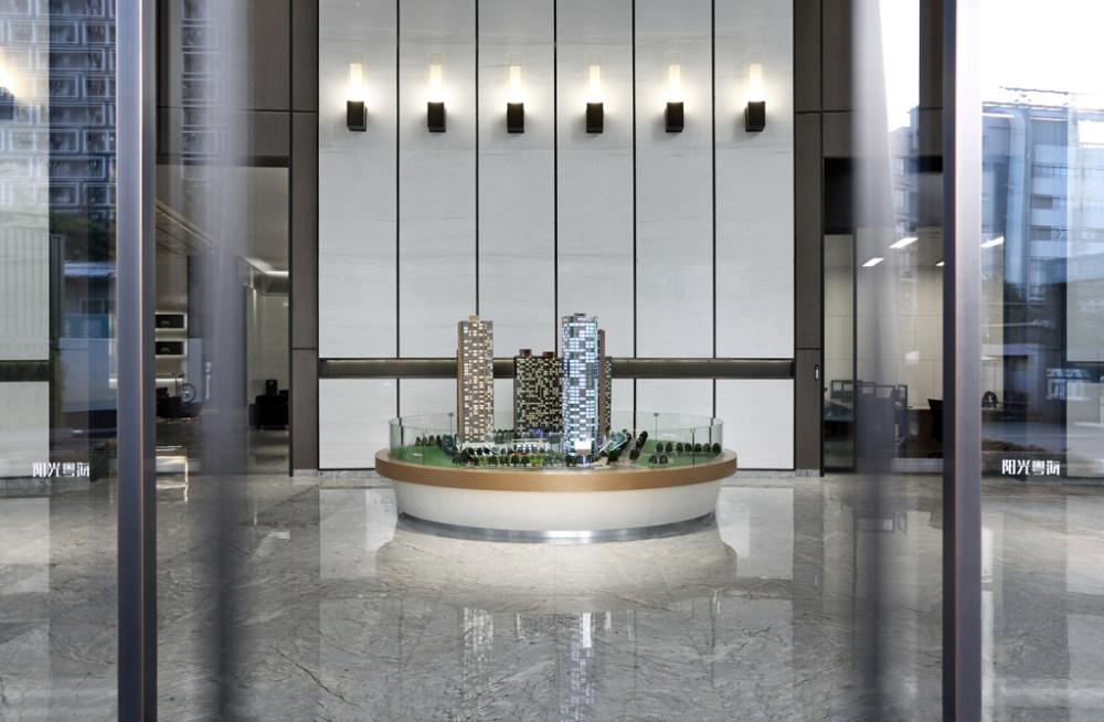 【KSL设计事务所新作】阳光粤海门花园售楼中心_007.jpg
