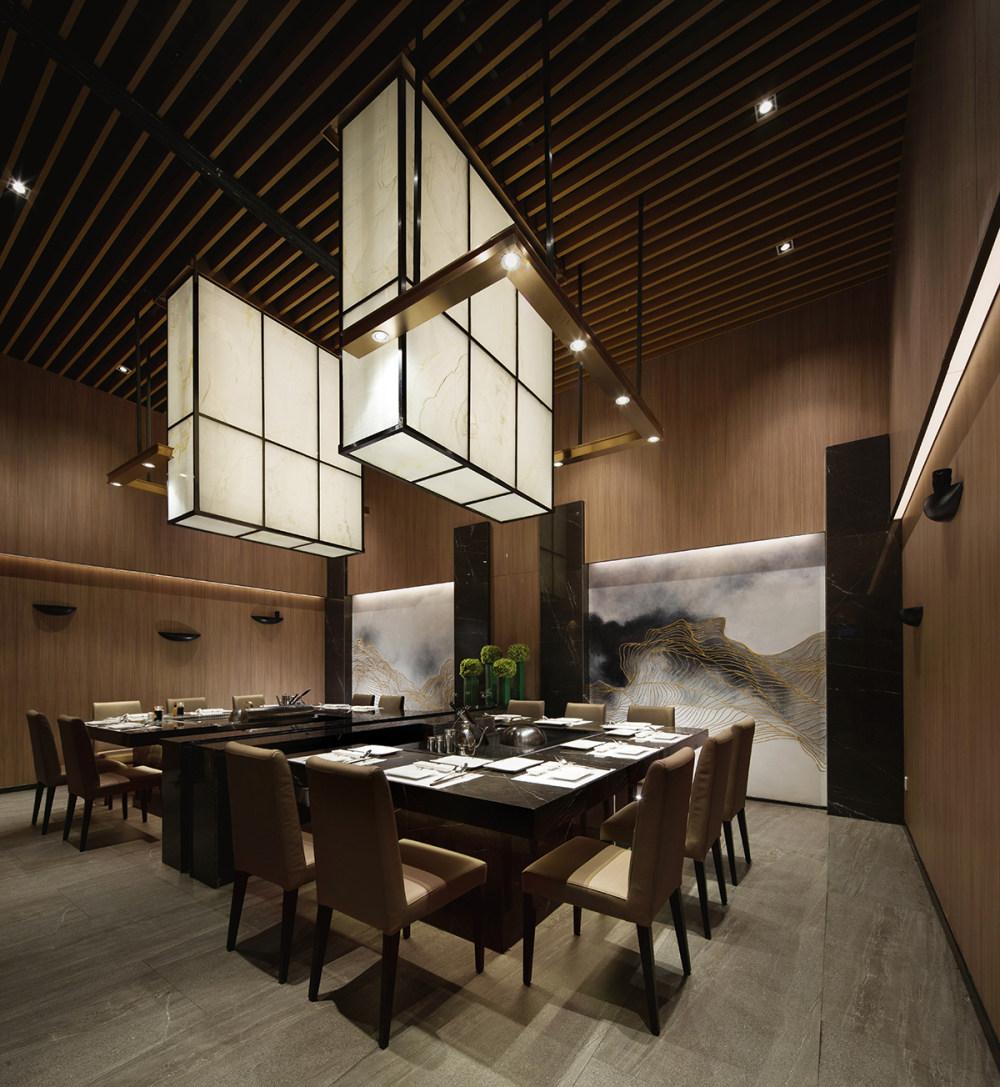 6大渔铁板烧(东莞)餐厅设计 -包间设计1.jpg