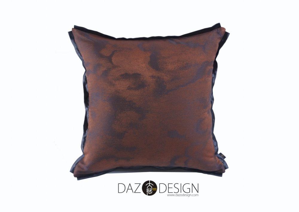 优质进口面料抱枕,床品配搭上选!值得一看!持续更新..._DZ-1703188橙.jpg