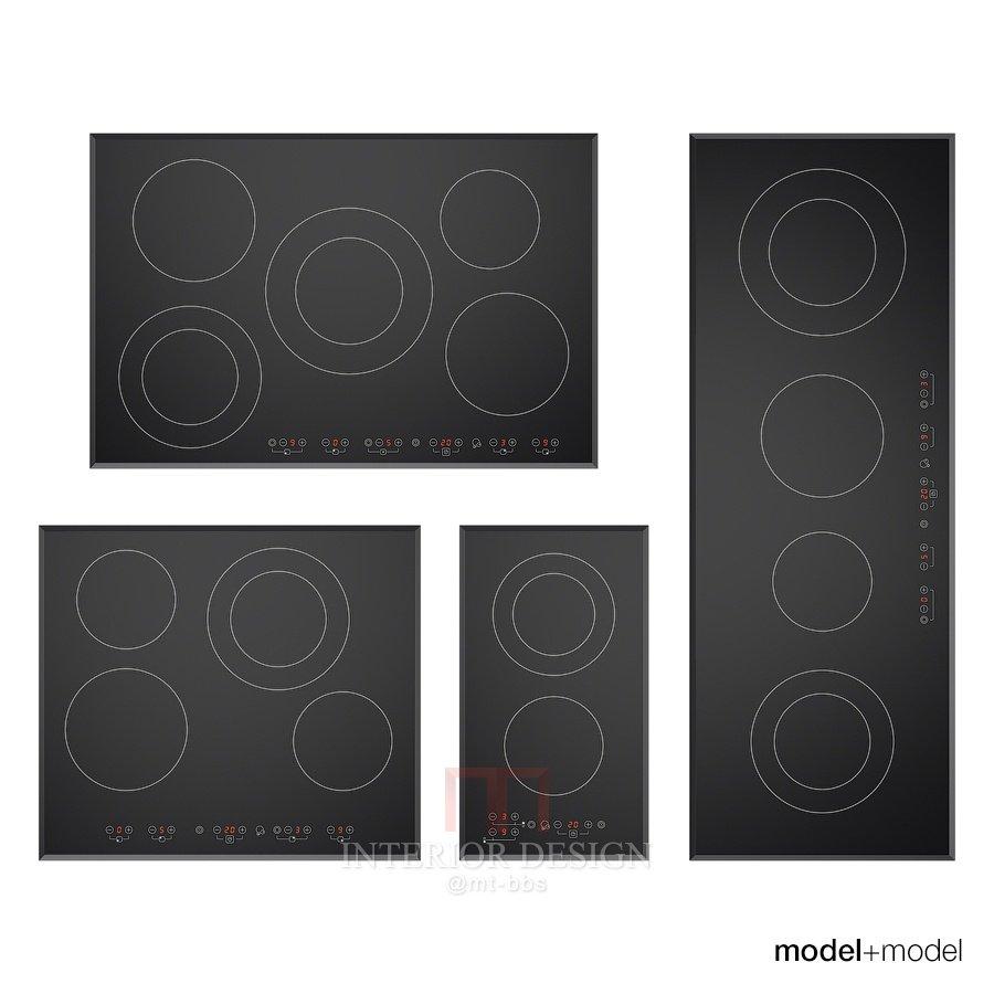 24套厨房电器用品高精度3D模型_01.JPG