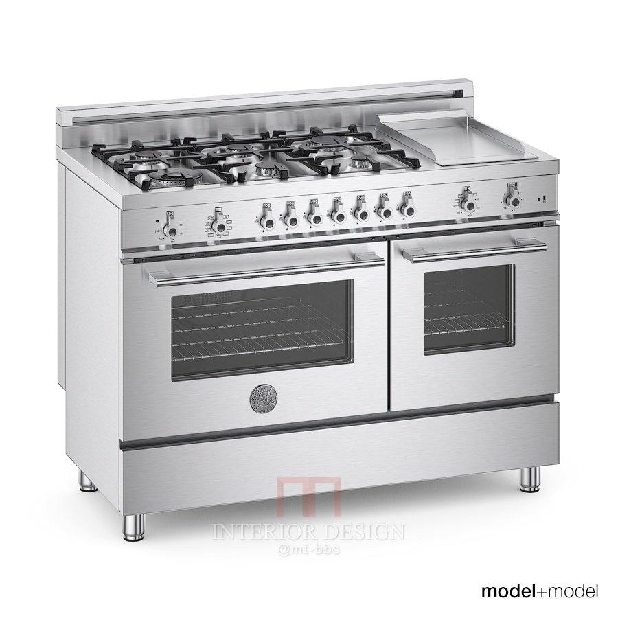 24套厨房电器用品高精度3D模型_13.JPG