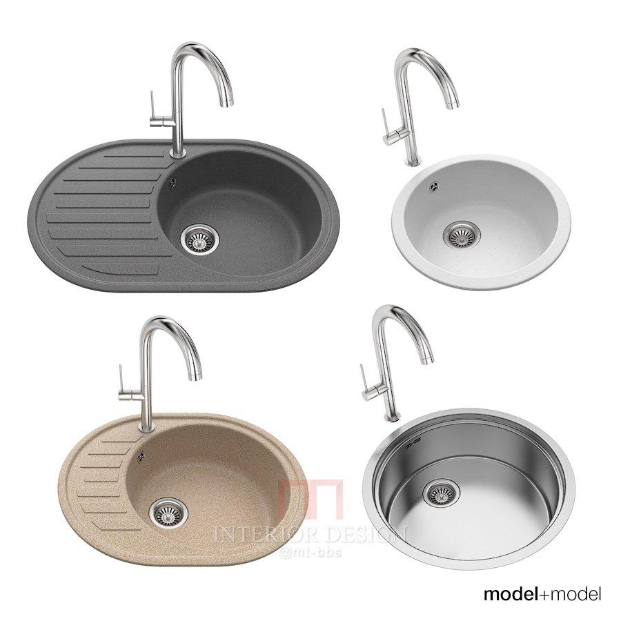 24套厨房电器用品高精度3D模型_22.JPG
