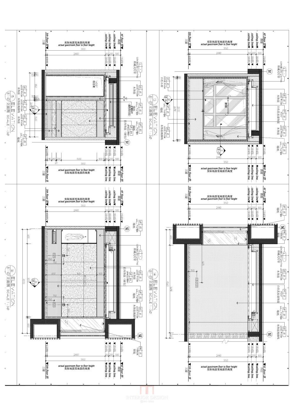 完整样板间CAD施工图+官方摄影及实景考察_03-立面0001.jpg