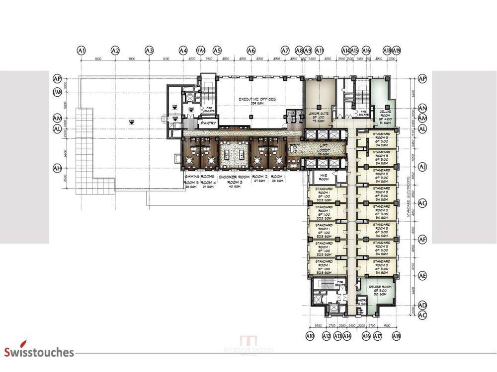 HBA-西安瑞丝利五星大酒店CAD施工图+效果图+物料表软装实..._幻灯片16.jpg