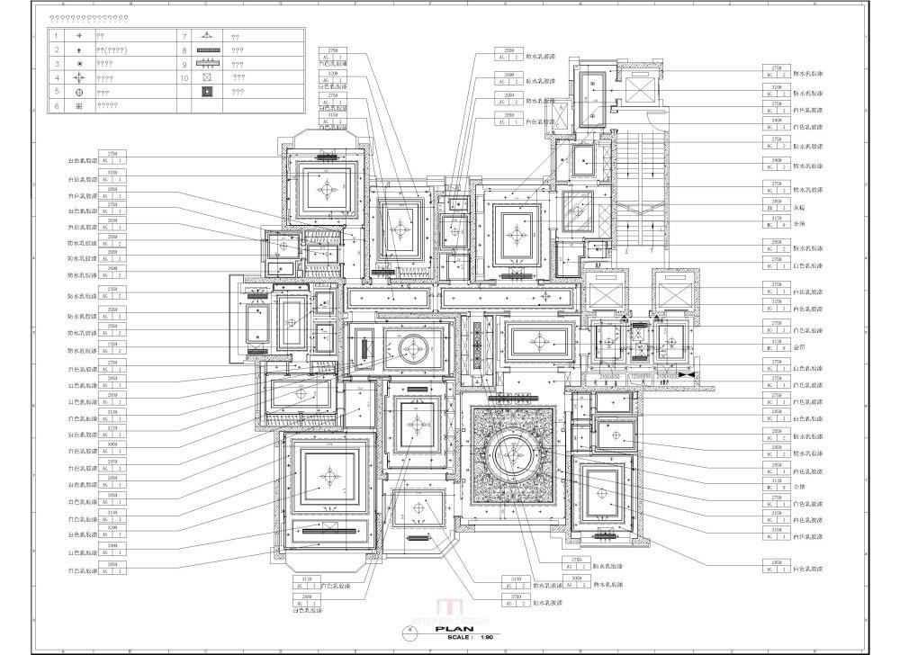 华邑设计  专业施工图深化设计_平面方案-布局2.jpg