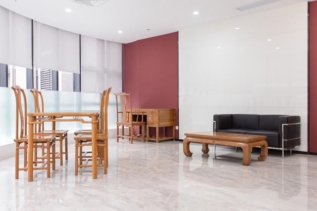 百年品牌dorm办公楼装修实景
