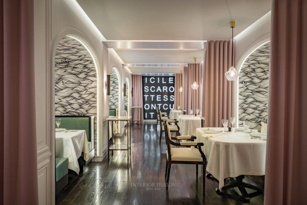 【高清国外设计师案例图集】Gilles & Boissier 商店餐馆酒店_01.jpg
