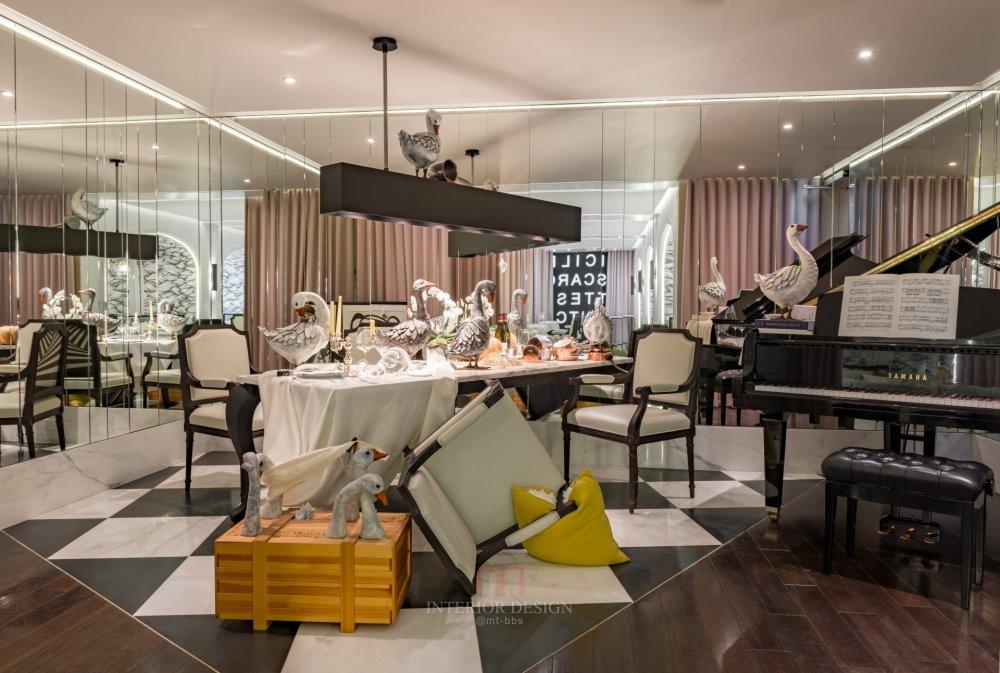 【高清国外设计师案例图集】Gilles & Boissier 商店餐馆酒店_03.jpg