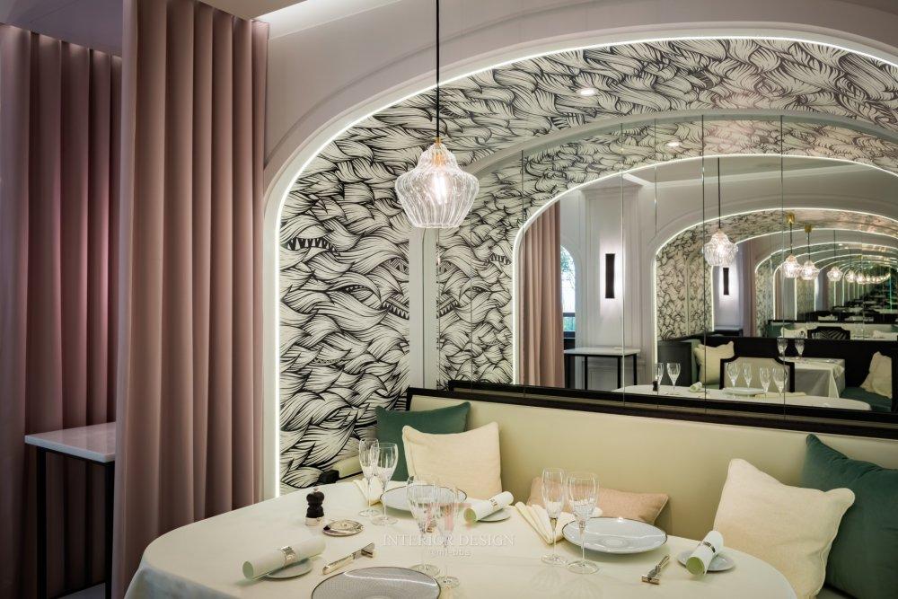 【高清国外设计师案例图集】Gilles & Boissier 商店餐馆酒店_04.jpg