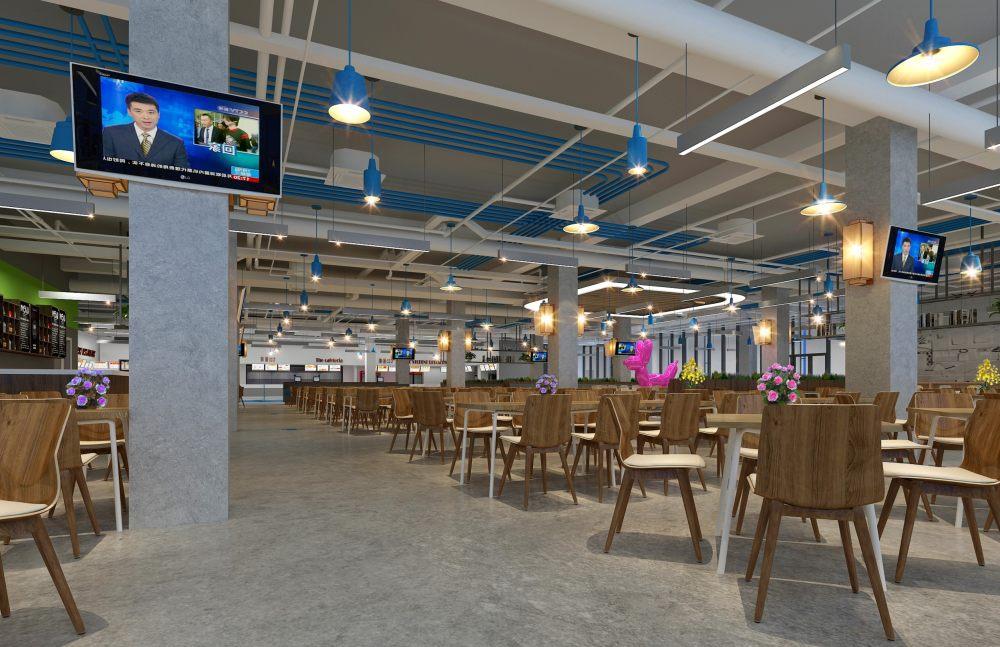 北京航空航天大学餐厅施工图、效果图_图片6.jpg