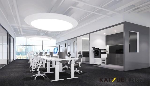 办公空间设计效果