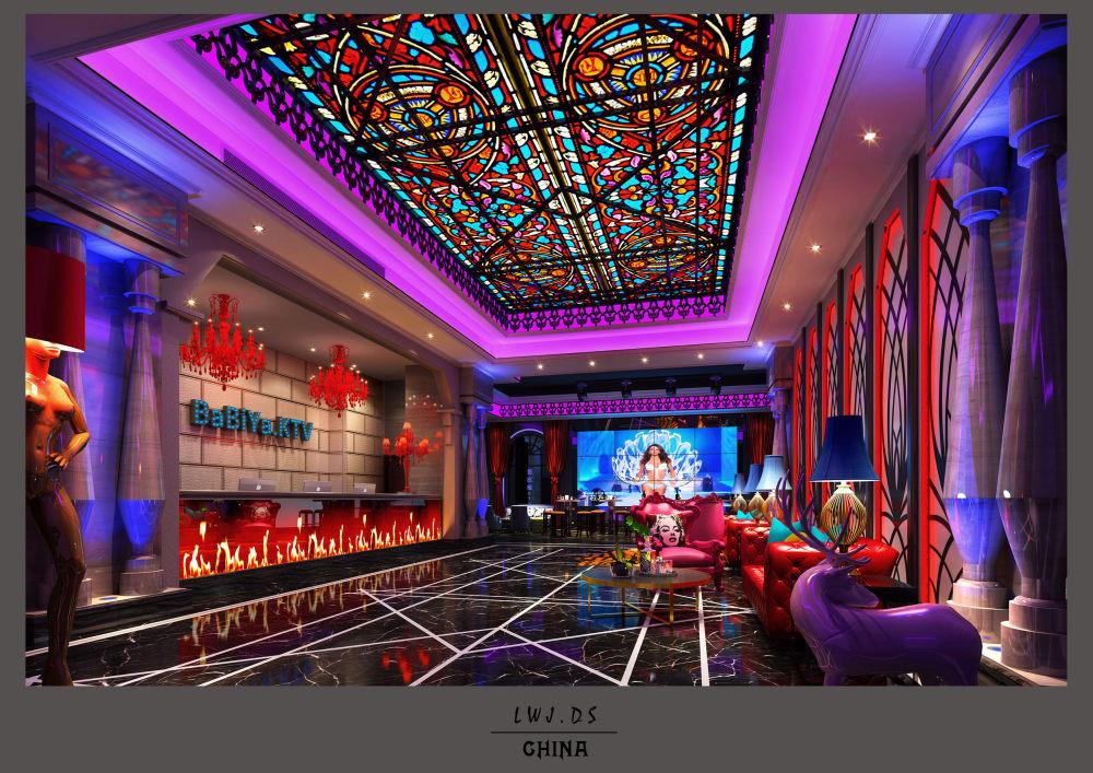 云南-大理-芭比娅量贩式KTV-路文俊设计_1.jpg