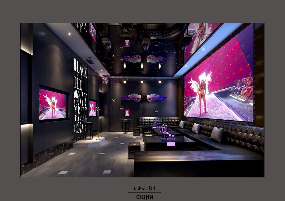 云南-大理-芭比娅量贩式KTV-路文俊设计_4.jpg