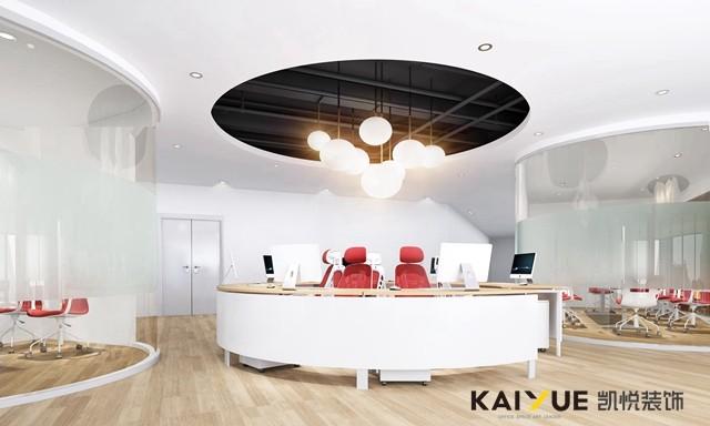 威学教育办公室设计