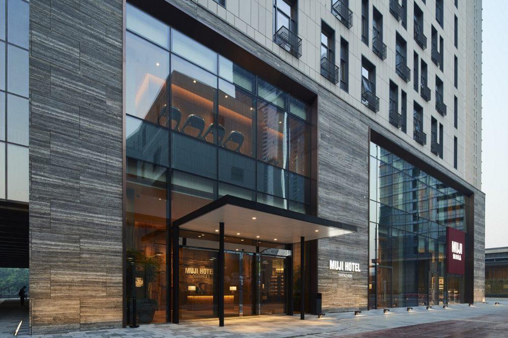 【云想衣裳】深圳MUJI酒店丨高清摄影&实景丨33P丨107M丨2018_MUJI-Hotel-Shenzhen-exterior-2.jpg