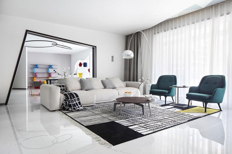 室内设计场景模型优秀作品集第三季(40套带施工图)_20190328_163634_020.jpg