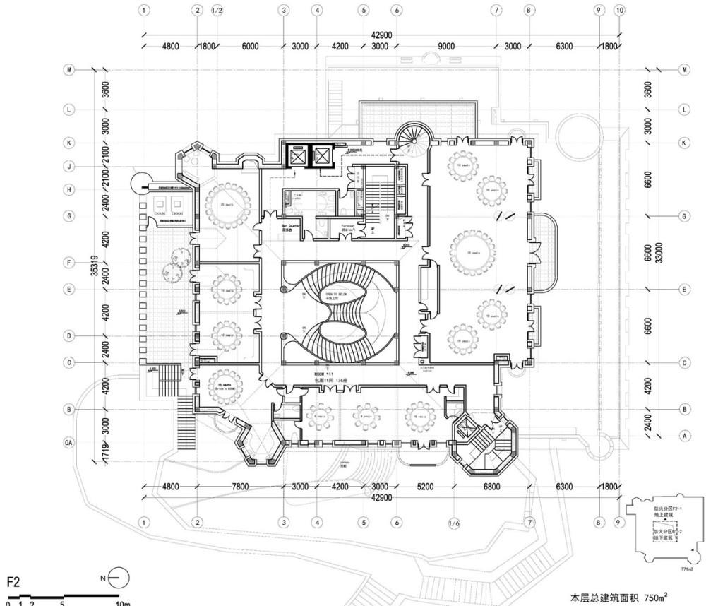 城堡二层平面2nd_Floor_Plan_of_the_Castle.jpg