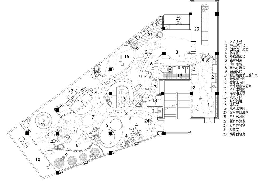 【云想衣裳】贵州金畅童堡亲子乐园丨效果图+摄影丨242M_平面设计图微信号:tototo02.jpg
