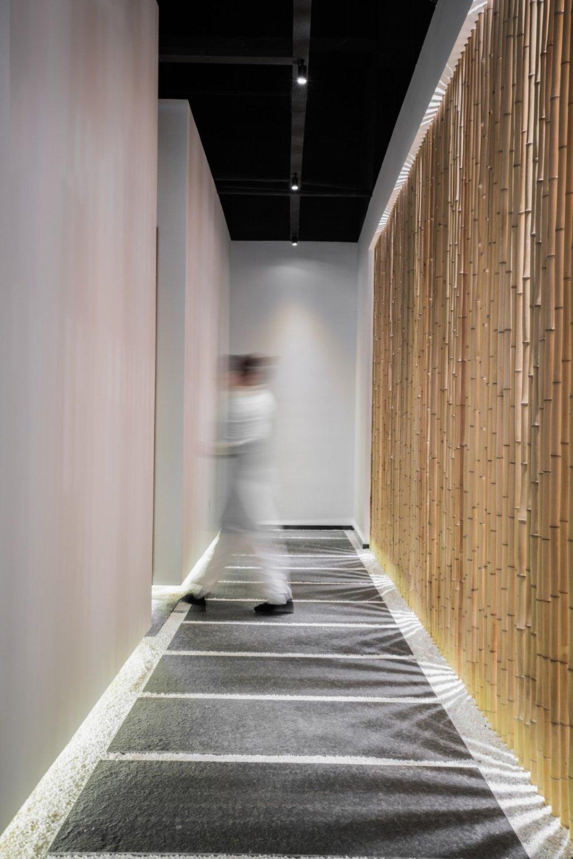 淀川设计事务所 - 自然素净的禅意空间——水之境茶馆_10.jpg
