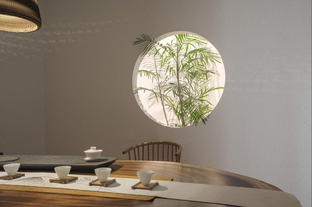 淀川设计事务所 - 自然素净的禅意空间——水之境茶馆_13.jpg