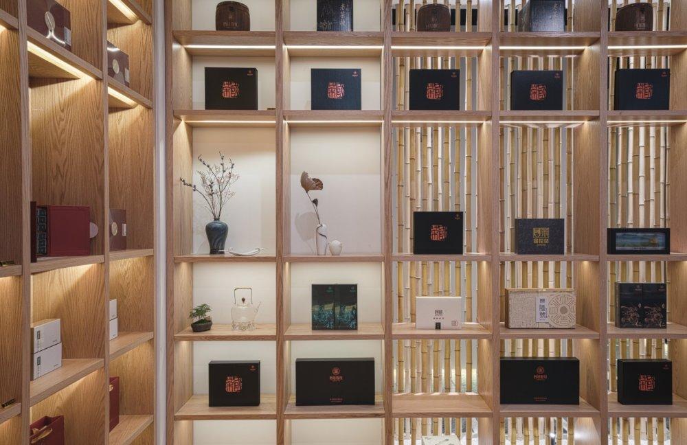 淀川设计事务所 - 自然素净的禅意空间——水之境茶馆_14.jpg