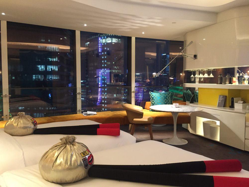 上海外滩W酒店,史上最全入住体验 自拍分享,申请置...._IMG_5845.JPG