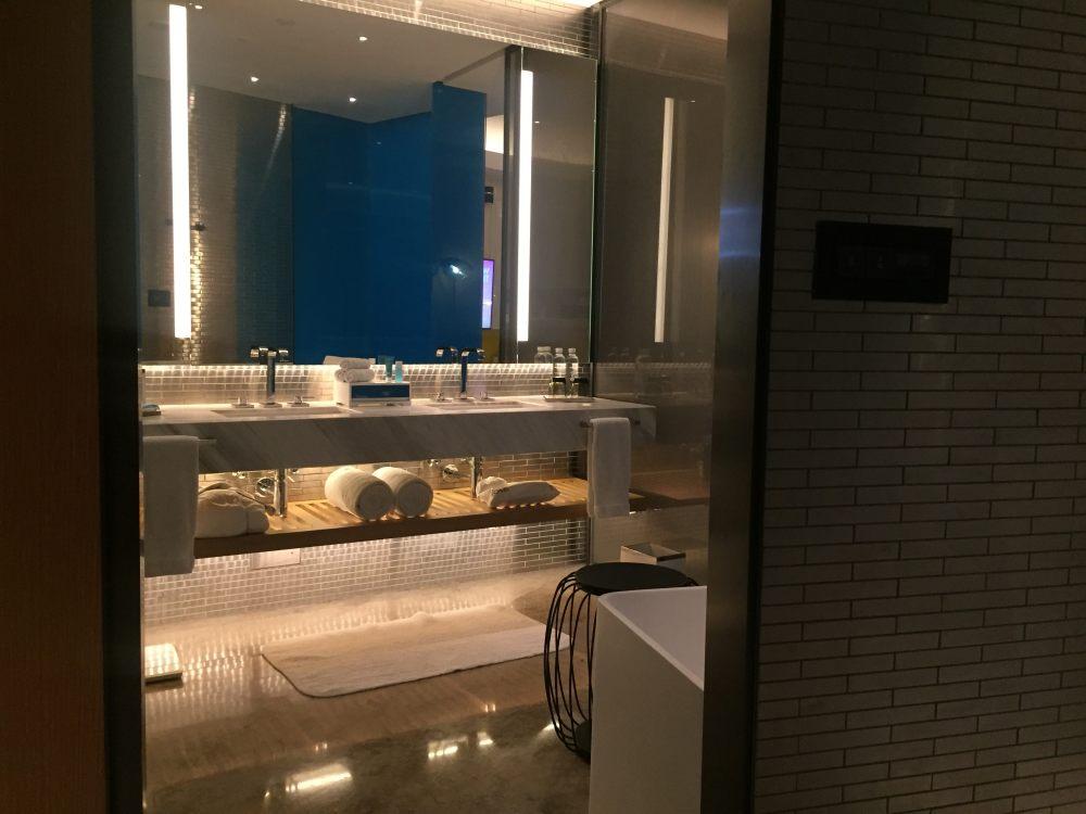 上海外滩W酒店,史上最全入住体验 自拍分享,申请置...._IMG_5855.JPG