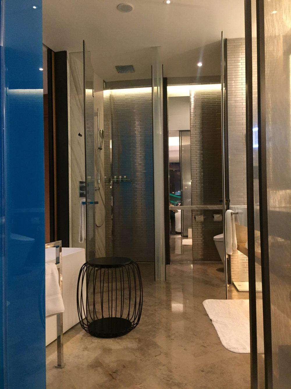 上海外滩W酒店,史上最全入住体验 自拍分享,申请置...._IMG_5857.JPG